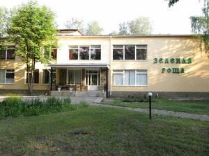 Гостиница Зеленая роща Святогорск