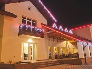 Гостиница Viktoria Park Hotel Буча, Киевская область