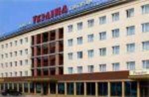 Гостиница Украина Луцк
