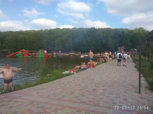 База отдыха Озеро Затишне Винница