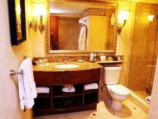 Что должно быть в ванной любого гостиничного номера?