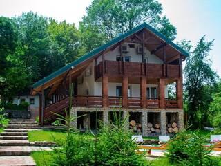 Незабутній сімейний відпочинок в гостинній садибі «Родинне гніздо» в селі Гармаки!
