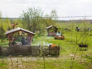 Гостиница Медовий блюз Лубяна, Львовская область