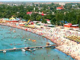 Гостиница Скадовск Амелия Скадовск, Херсонская область