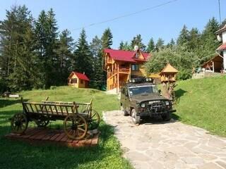 Мини-гостиница Лісова казка Яремче, Ивано-Франковская область