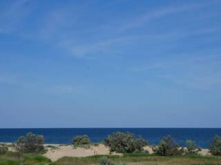 Люкс с террасой с видом на море.