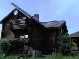 Частный сектор Горне Славское, Львовская область