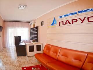 База отдыха Парус Затока, Одесская область