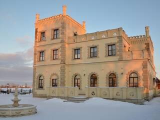 Гостиница Chateau Royal Березовка, Ивано-Франковская область