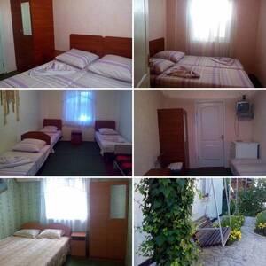Частный сектор Аренда комнат с удобствами. Скадовск