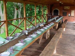 Святкуйте День Народження в гостинній садибі «Родинне гніздо» в селі Канава, Вінницька область.