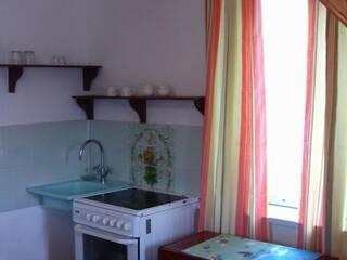 кухня - ел плита