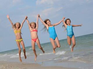 Детский отдых на море в Украине
