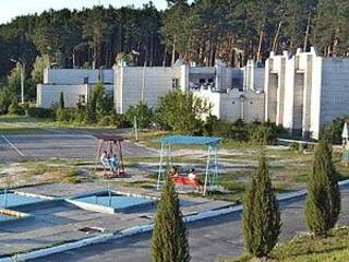 Санаторий Поляна Барышевка, Киевская область