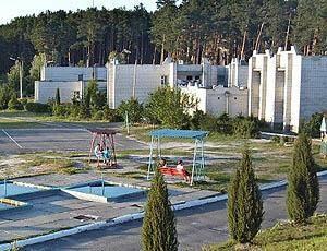 Санаторий Поляна Барышевка