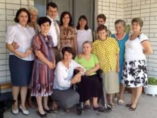 Санаторий Гармония Новомосковск, Днепропетровская область