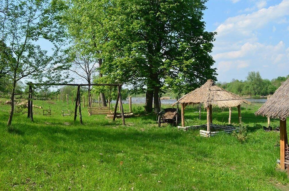 Гостинна садиба «Родинне гніздо» в селі Канава - затишне і мальовниче місце для відпочинку.