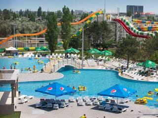 Гостиница Отель Аквапарк Затока Затока, Одесская область