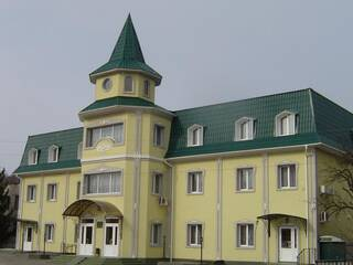 Гостиница Замок Рода Канев, Черкасская область