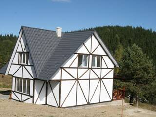 Мини-гостиница Карпатский домик Яблуница, Ивано-Франковская область
