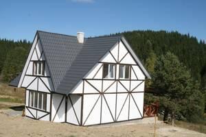 Мини-гостиница Карпатский домик Яблуница