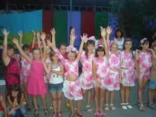 Детский лагерь Голубок Святогорск, Донецкая область