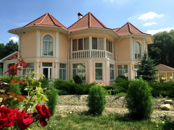 Romantic House - Villa Rose