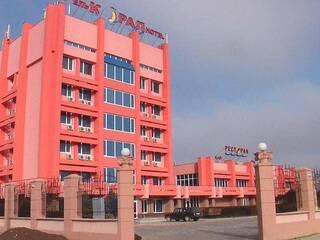 Гостиница Коралл Заозерное, АР Крым