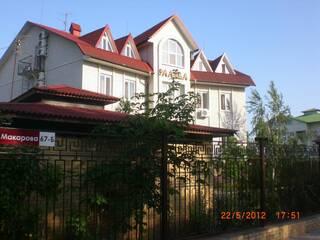 Гостиница Эллада Бердянск, Запорожская область
