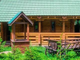Гостинна садиба «Родинне гніздо» в селі Гармаки, Вінницька область запрошує відвідати фінську сауну.