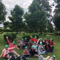 Детский лагерь. Весенние каникулы в Глебовке!