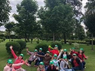 База отдыха Детский лагерь. Весенние каникулы в Глебовке! Глебовка, Киевская область