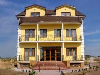 Гостиница Университет отдыха Новофедоровка, АР Крым