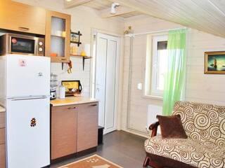 гостиная-кухня 2-й этаж