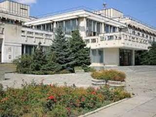 Санаторий Феодосийский центральный военный клинический санаторий Феодосия, АР Крым