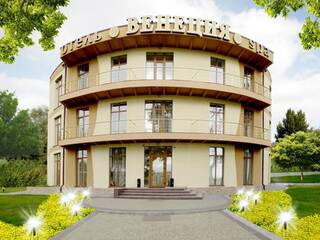 Гостиница Венеция отель & SPA Запорожье, Запорожская область