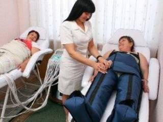 Пресотерапія - лімфодренаж і тонізація вен