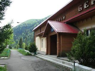 Санаторий Верховина Соймы, Закарпатская область