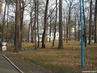 Санаторий Знамя Ворзель, Киевская область