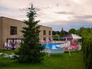 Мини-гостиница Семейный конный клуб Dergachov Веремье, Киевская область