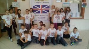 Детский лагерь Евролэнд Мироцкое