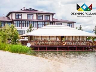 Гостиница Olympic Village Подгорцы, Киевская область