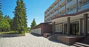 Гостиница Perlyna Resort Сокирно