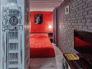 Гостиница Арт-отель Ливерпуль (Art-hotel Liverpool) Донецк, Донецкая область