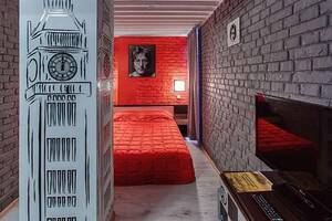 Гостиница Арт-отель Ливерпуль (Art-hotel Liverpool) Донецк