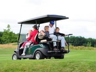 «Super-гольф-майские»