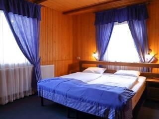 Стандарт 2-х местный 1 двуспальной кроватью