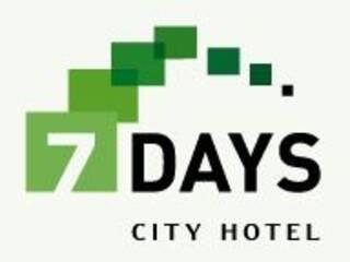 Гостиница 7 Days City Hotel Днепр, Днепропетровская область