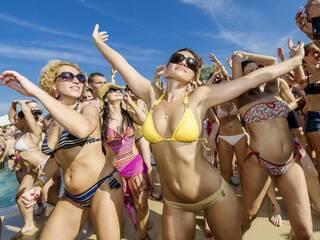 Открытие летнего сезона в Edem Beach Club
