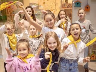 """Детский лагерь Квест-кемп """"Дети будущего"""" от """"Family Quest"""", Киев"""